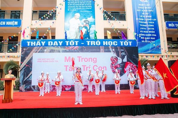 Nhà thơ Trần Đăng Khoa ngồi 'ghế nóng' cuộc thi 'Mẹ trong tâm trí con' 2018 - 1