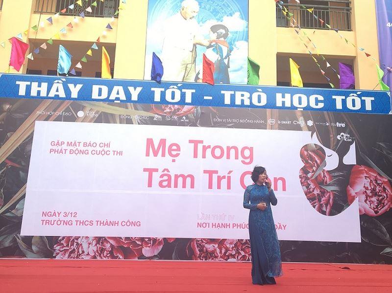 Nhà thơ Trần Đăng Khoa ngồi 'ghế nóng' cuộc thi 'Mẹ trong tâm trí con' 2018