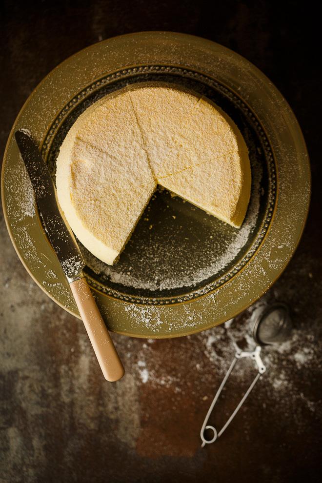 Dùng bột gạo làm bánh gato ăn vừa xốp vừa mềm