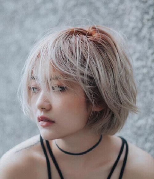 Đây là những kiểu tóc màu rêu hot nhất 2018 chị em đừng bỏ qua!