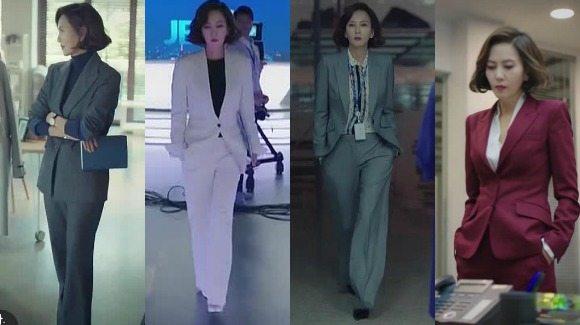 Cùng tăm tia tủ đồ hiệu của nữ hoàng quảng cáo Kim Nam Joo trong phim mới Misty