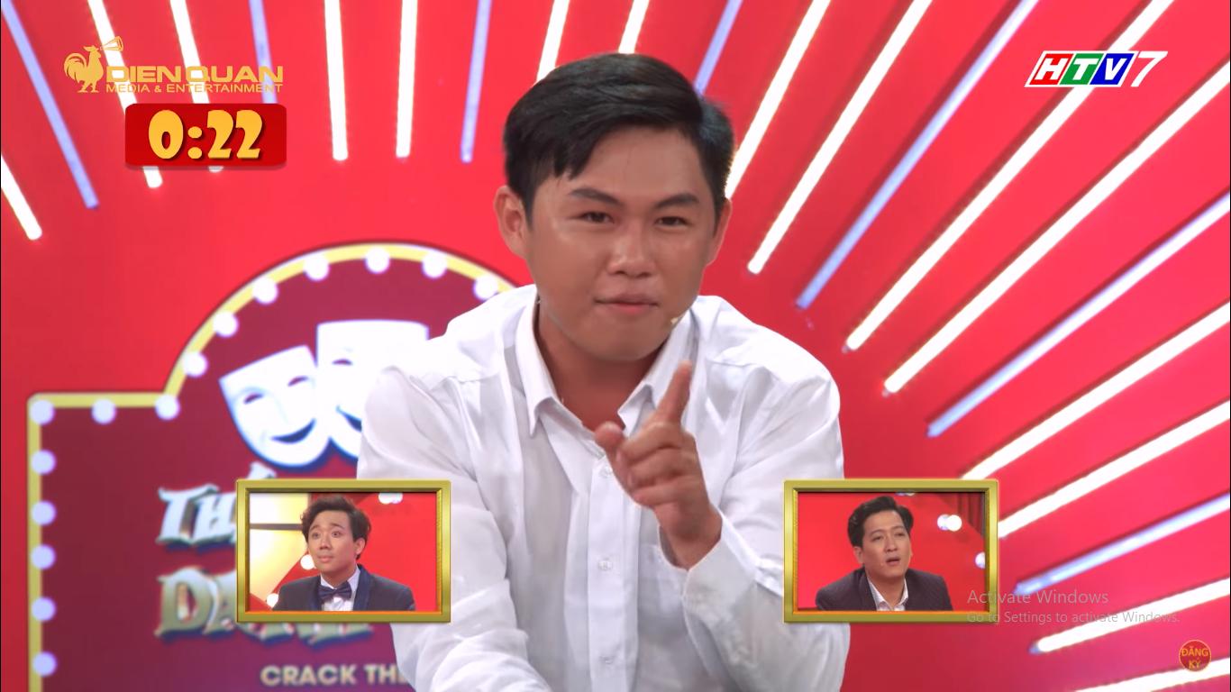 """Thách thức danh hài Mùa 4 Tập 8: Cười té ghế xem """"em trai"""" của Trác Thúy Miêu diễn siêu lầy"""