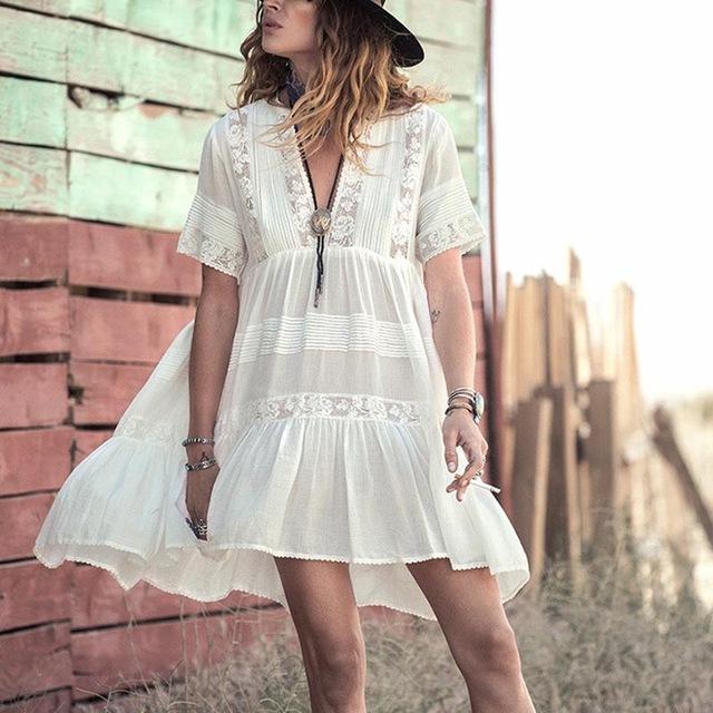 Cập nhập các xu hướng họa tiết váy dành cho mùa Xuân Hè 2018