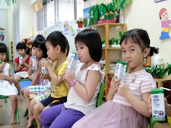 Sữa học đường- Sữa không là chưa đủ - 4