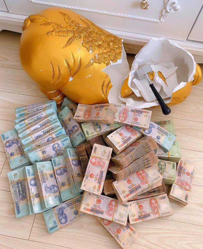 Gái xinh Sài Gòn đập lợn tiết kiệm 11 tháng được 2,8 tỷ nhưng dân tình lại ngay lập tức nhìn ra điểm sai quá sai - 2