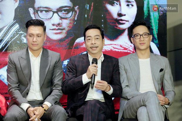 Bị đạo diễn Khải Hưng chê thiếu chuyên nghiệp, Việt Anh công khai xin lỗi vì sửa mũi khi đang quay 'Sinh Tử' - 5